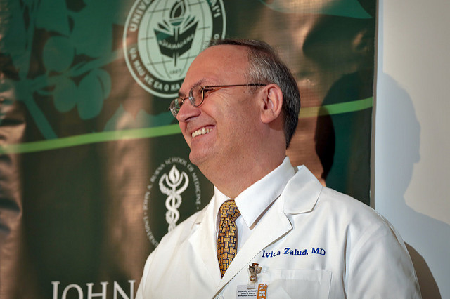 Ivica Zalud, MD, PhD, Chair of OB/Gyn